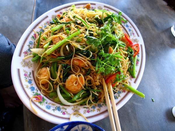 Dania skomponowane wg wietnamskiej sztuki kulinarnej zachwycają nie tylko smakiem, ale i wyglądem.