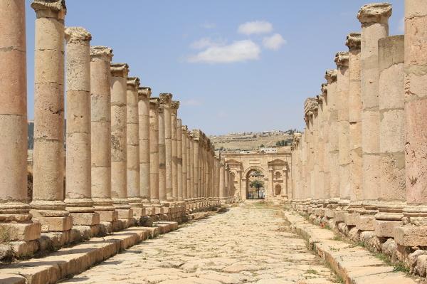 Jerash – Toskania na Bliskim Wschodzie