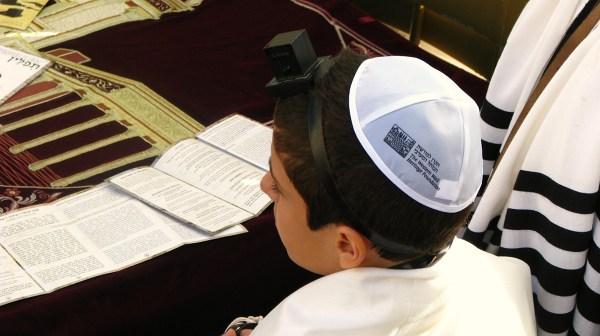 Shabbat shalom, panie kierowco!