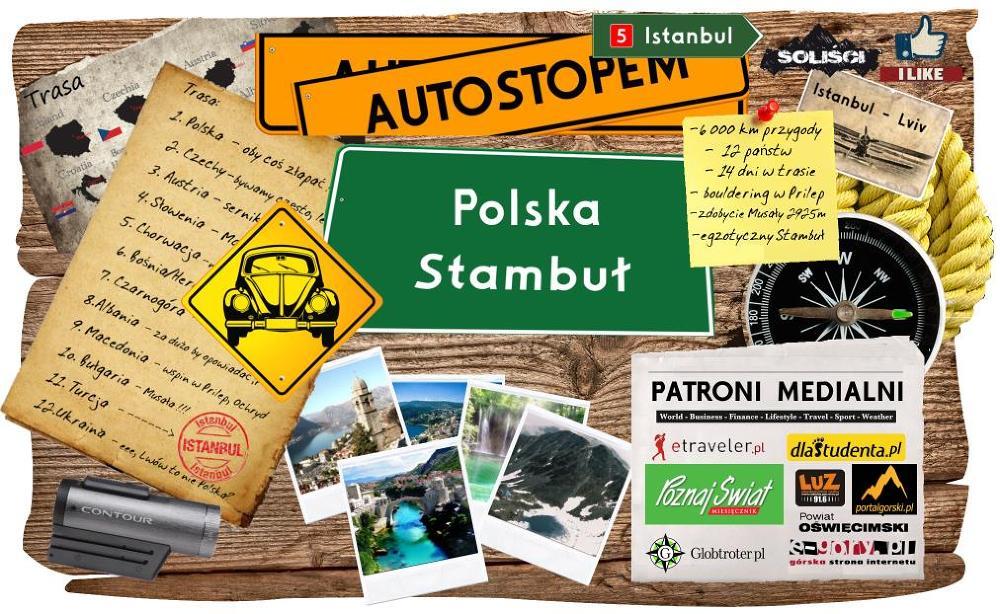 Polska – Stambuł. 6000 kilometrów przygody