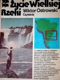 """""""Życie wielkiej rzeki"""" – Wiktor Ostrowski"""