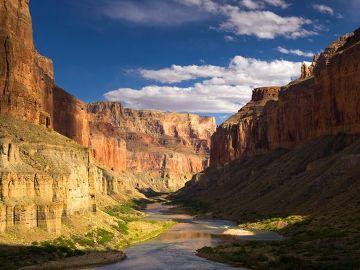 Wielki Kanion Kolorado, przypomina o tym jaki człowiek jest mały w oczach Matki Natury.