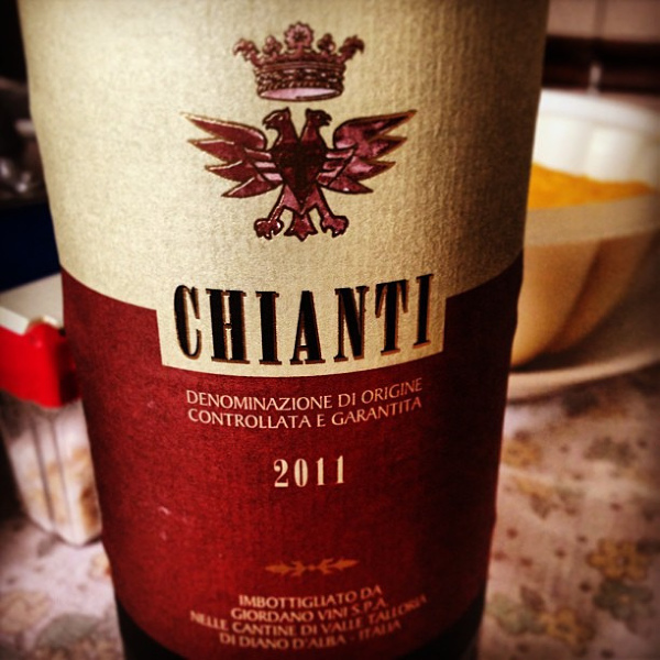 Chianti jest obecnie jednym z najczęściej eksportowanych i produkowanych na największą skalę win we Włoszech.
