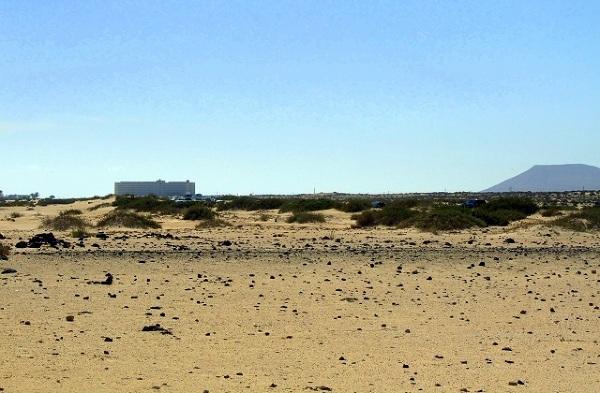 Parque Natural Dunas de Corralejo, Fuerteventura