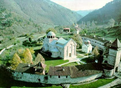 kompleks klasztorny Studenica