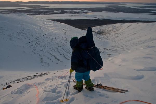 skialpinizm, Hibiny, Rosja