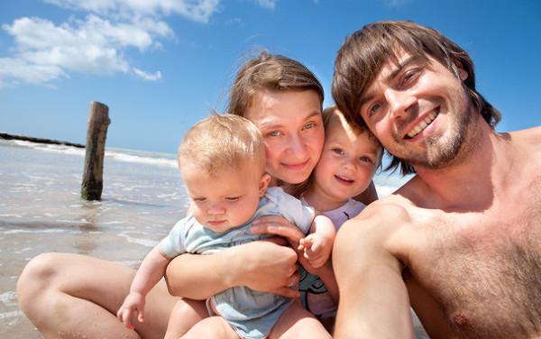 Rodzina przekracza kolejne granice