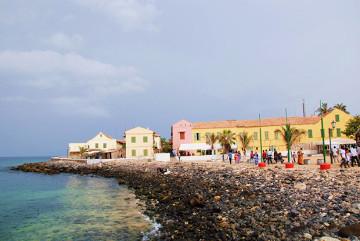 Wyspa Goree, Senegal