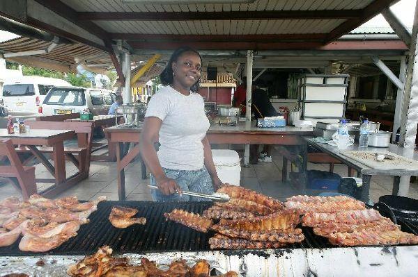 """Jedna z wielu restauracji lokalnej sieci """"Lolo"""", w której można zjeść tradycyjne dania"""