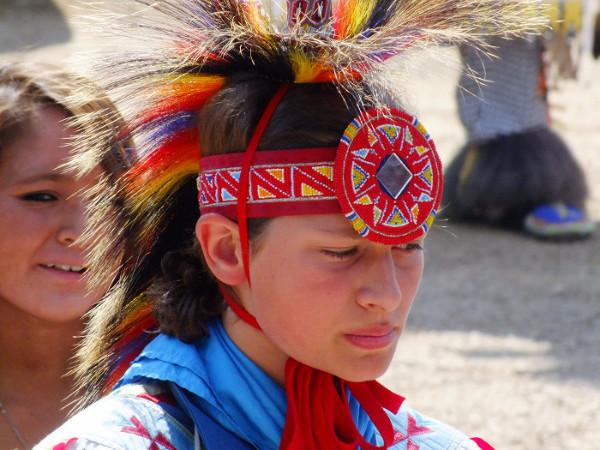 W trakcie Pow Wow, największym w USA zjeździe Indian