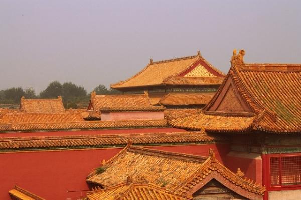 Azja, Chiny, Beijing, Zakazane Miasto