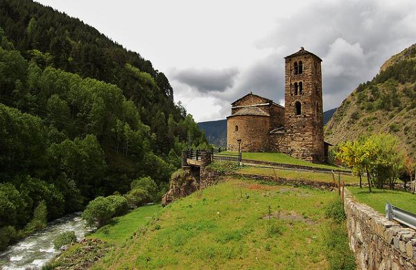 Kościół Sant Joan de Caselles.