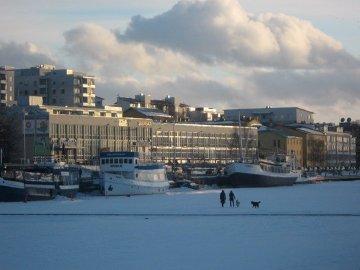 Turku zimą