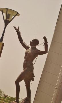 Plac prezydenta w N'djamenie