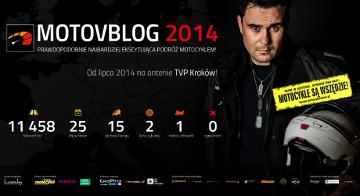 MOTOVBLOG 2014 – Polska i Europa okiem motocyklisty