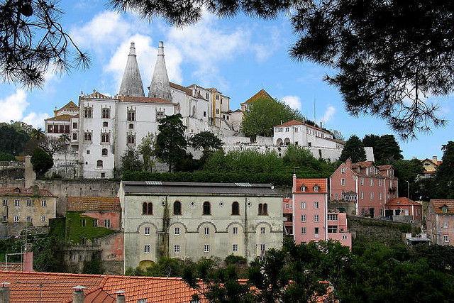 Sintra: zapomniany kurort portugalskich królów
