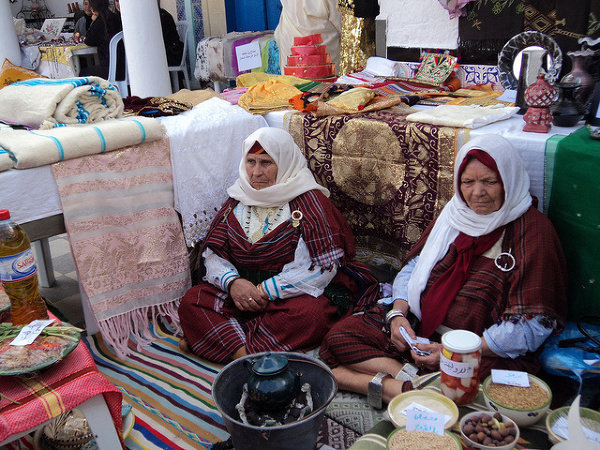 Tunezja – shake 3 smaki, raz!