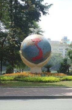 Wietnam na pół globu... ciekawe.
