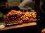 Mięso na patyku w zalewie superpikantnej