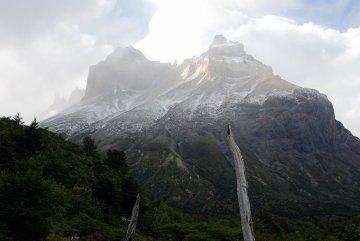Góry nie przestawały zachwycać