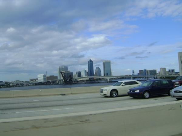 USA, Droga na Florydę