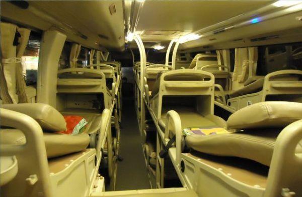 Nocny autobus - przyczyna wielu radości :)