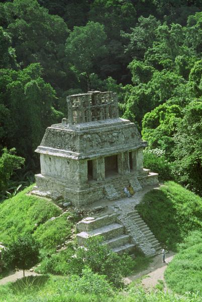 Meksyk. Palenque.