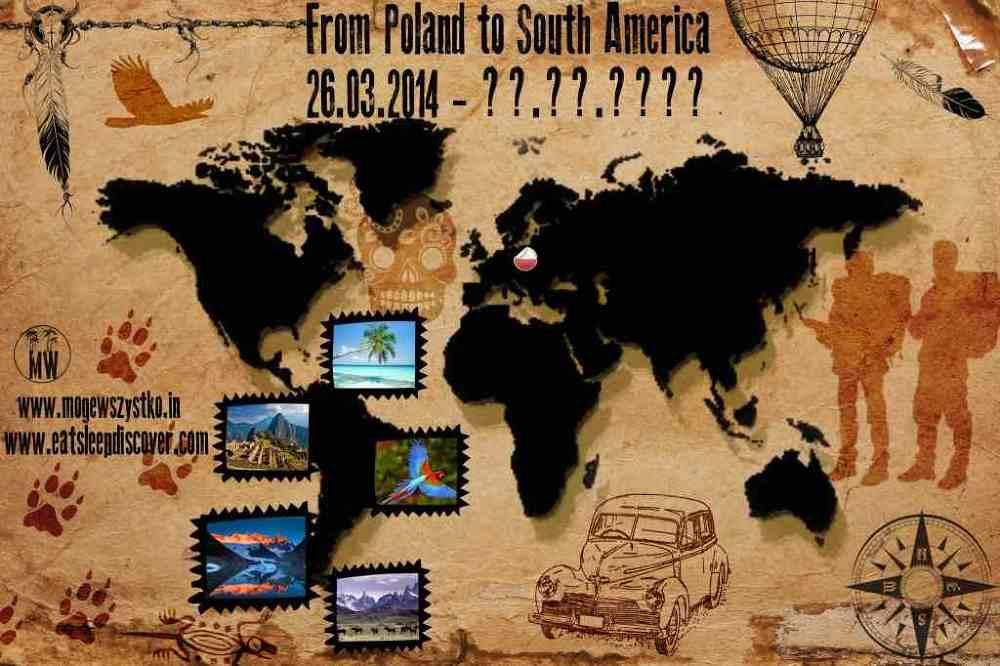 Mogę wszystko – podróż po Ameryce Południowej
