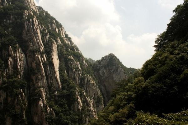 Azja, Chiny, Songshan