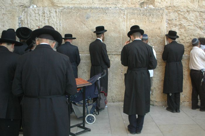 Izrael – koszerna krucjata
