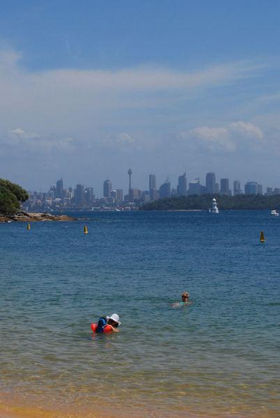 Jedna z plaż Sydney