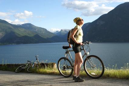 Witamy w raju dla rowerzystów