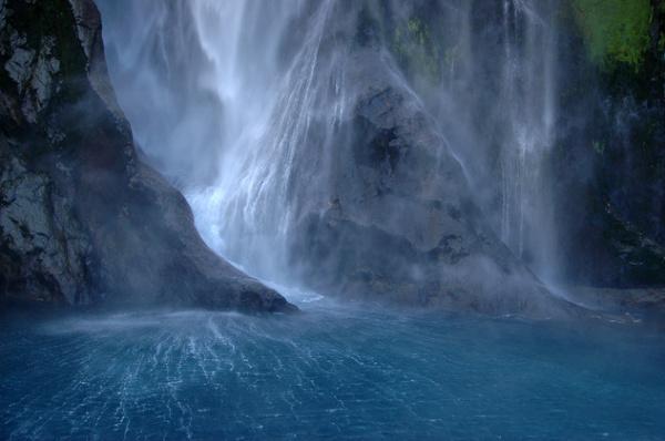 Jak w bajce – wodospad Lady Bowen