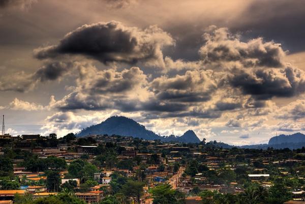 Kamerun subiektywnie w obiektywie