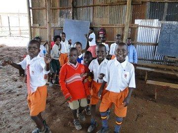 Dzieciaki z Kampali