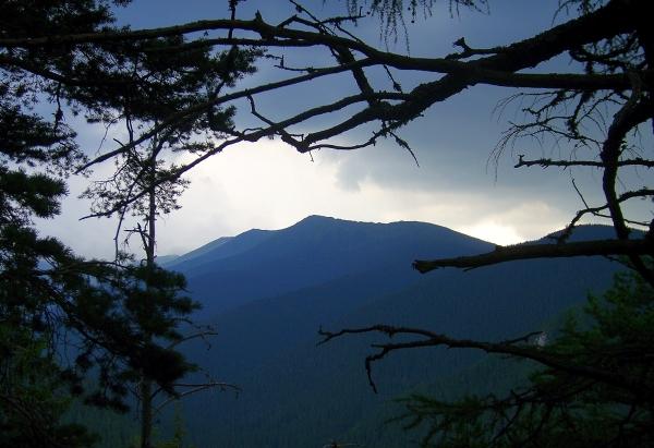 Słowacja 2008, wędrówki po Tatrach Niżnych