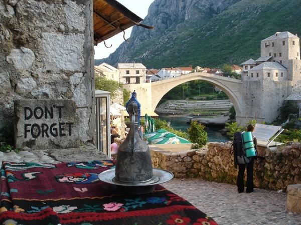 Mostar, łącznik