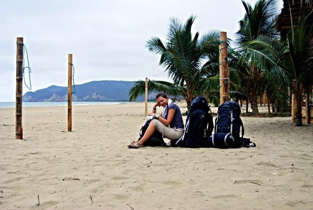Ameryki dwie – Ekwador