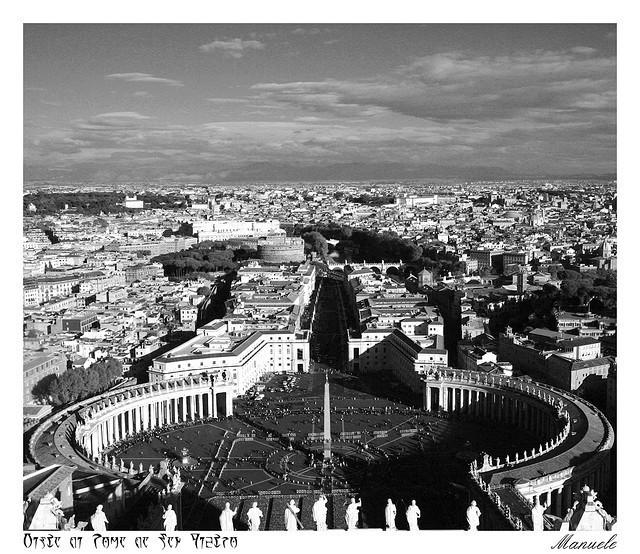 Rzym – miasto siedmiu wzgórz