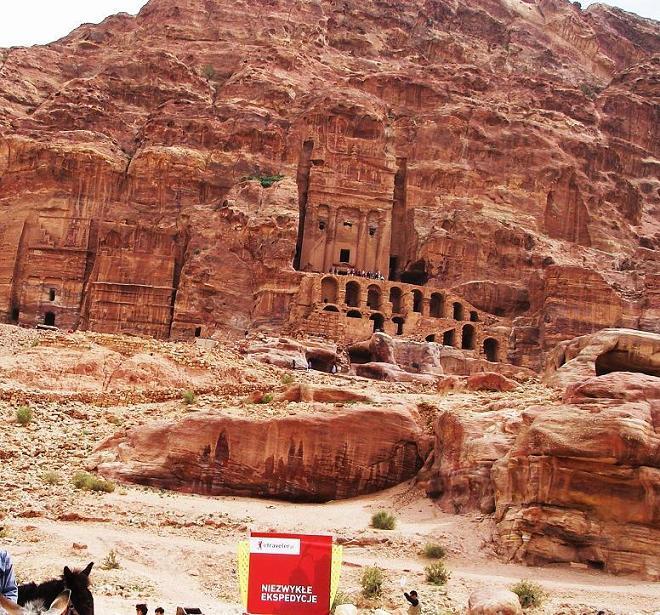 Petra – Jordania