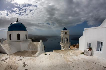 """Santorini – wyspa z """"wulkanicznymi zapędami"""""""