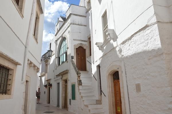 Locorotondo - białe miasto