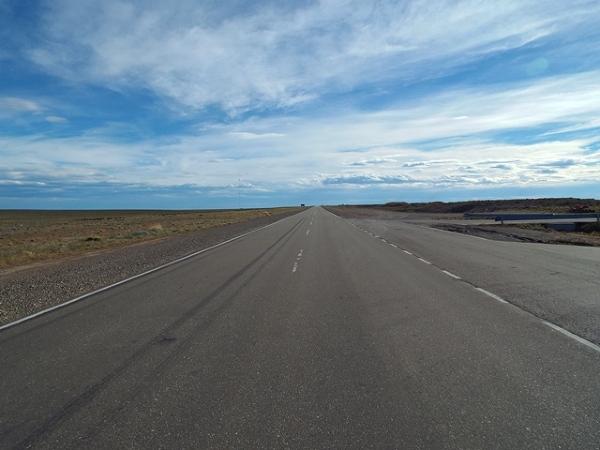 Patagonia- prosta droga i pustkowia