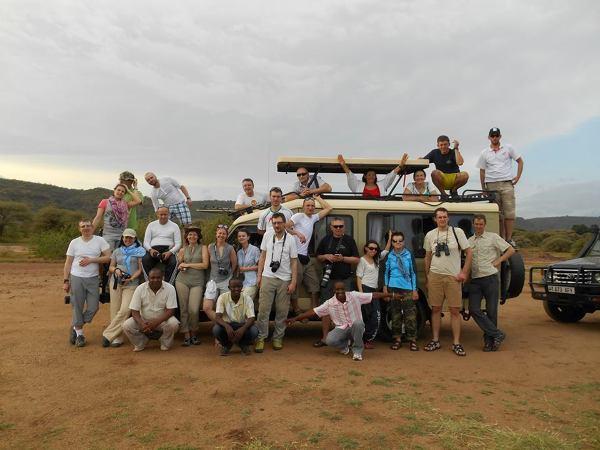 Safari w kraterze Ngorongoro