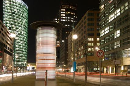 Nocny Berlin