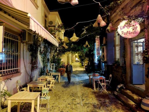 Przebywając w Ayvalık warto skusić się na rejs statkiem na grecka wyspę Lesbos, jak i udać się na małą turecką wysepkę Cunda (zwaną również Alibey), na którą dojechać można drogą lądową.