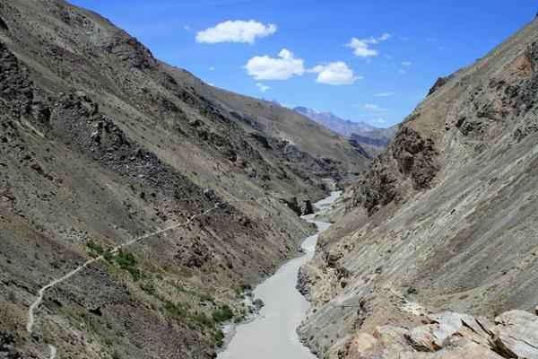 Rzeka Zanskar – Himalaje – Indie
